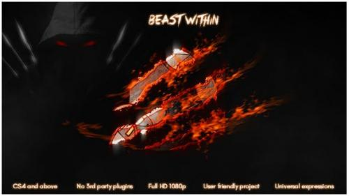 Videohive - Beast Within