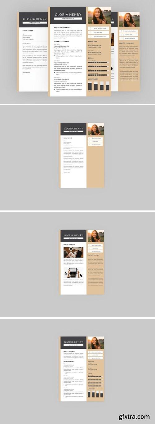 Senior Editor Resume Designer