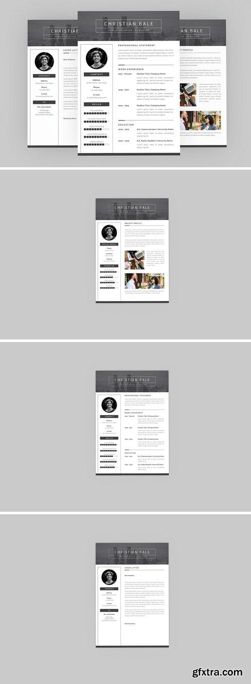 Publicist Resume Designer