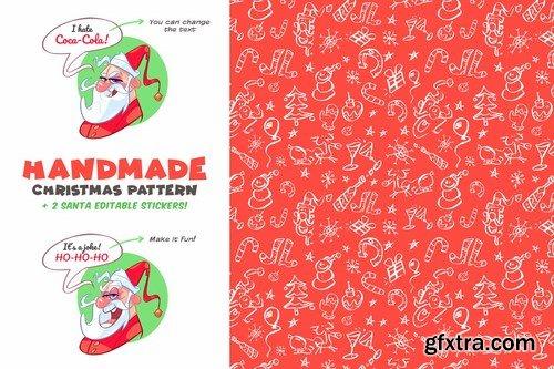 Handmade Christmas Pattern