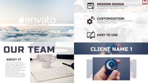 Videohive - Modern Presentation