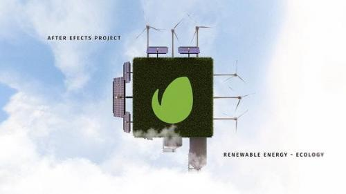Videohive - Renewable Energy - Ecology