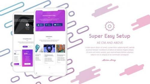 Videohive - Minimal App Promotion