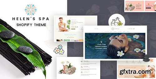 ThemeForest - Helen v1.0 - Shopify Makeup, Shopify Beauty Cosmetic Store - 24036519