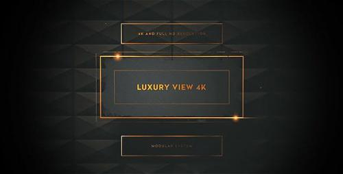 Videohive - Golden View/ Luxury and Premium/Texture Slide/ Clother and Car Shop/ Awards Show/ Parallax and Brush