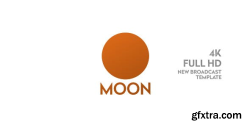 VideoHive Moon TV Pack/ Broadcast Ident/ TV Graphics/ 3D Intro/ Transitions/ Lower Third/ Fashion and Food Id 12910425