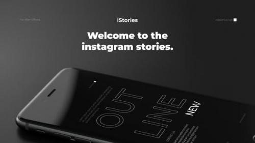 Videohive - iStories - Instagram Stories