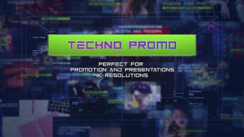 Videohive - Techno Promo/ Center Digital Slides/ Speed Car Promotion/ Auto Sport Action Slideshow/ Logo Intro I