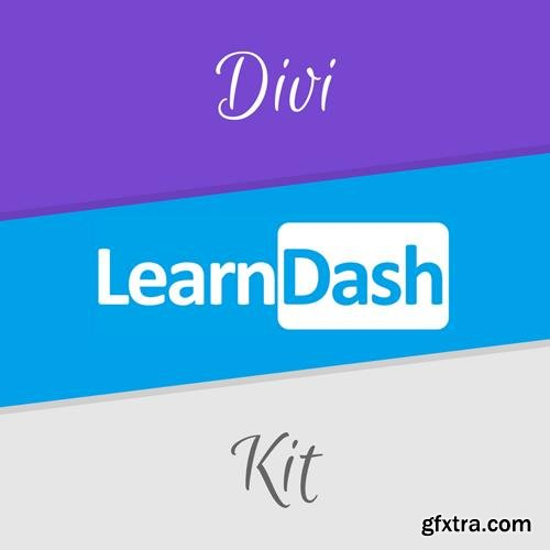 Divi LearnDash Kit v1.2.1 - Plugin To Make Divi And LearnDash Work Well Together