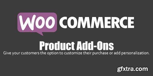 WooCommerce - Product Add-Ons v3.0.20