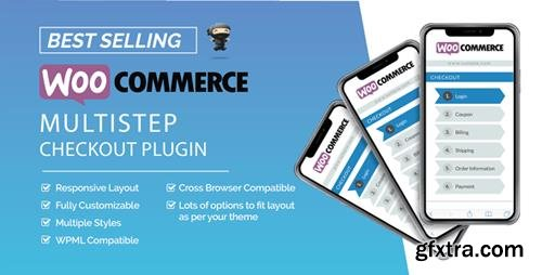 CodeCanyon - WooCommerce MultiStep Checkout Wizard v3.6.6 - 8125187