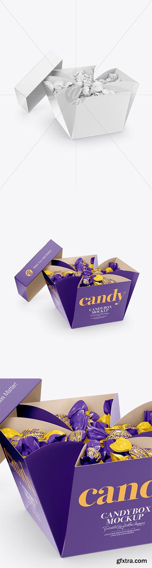 Candy Box Mockup 49038