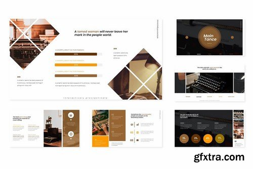 Maintance - Powerpoint Google Slides and Keynote Templates