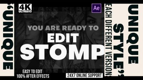Videohive - Multi Type Stomp