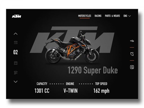 Bike Website Concept - bike-website-concept