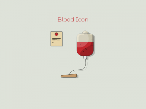 Blood Icon - blood-icon