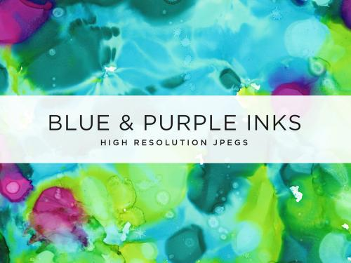 Blue and Purple Inks - blue-and-purple-inks