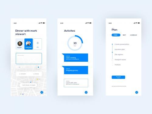 Blueskyme mobile app - blueskyme-mobile-app