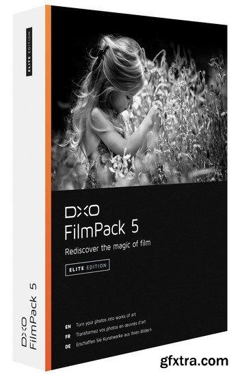 DxO FilmPack 5.5.27 Build 605 Elite (x64) Multilingual Portable