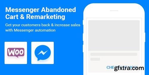 CodeCanyon - CartBack v2.9.2 - WooCommerce Abandoned Cart & Remarketing in Facebook Messenger - 20852369 - NULLED