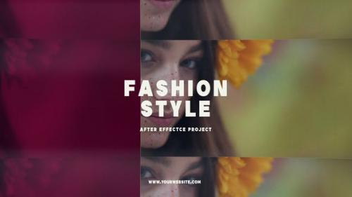 Videohive - Fashion Style