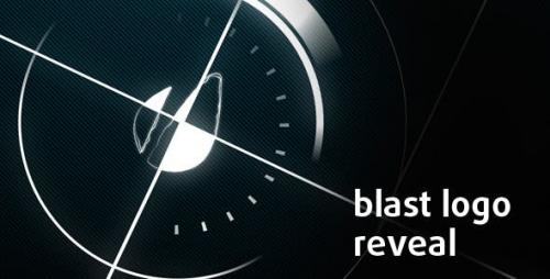 Videohive - Blast Logo Reveal