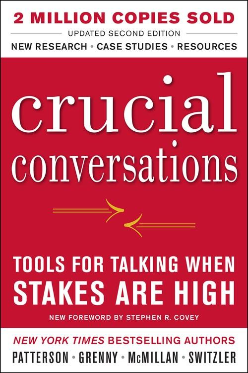 Oreilly - Crucial Conversations: Tools for Talking When Stakes Are High, Second Edition (Audio Book) - 9780071804745