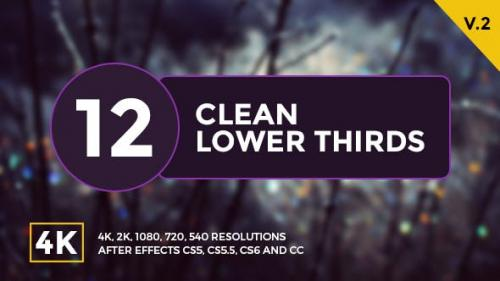 Videohive - Lower Thirds
