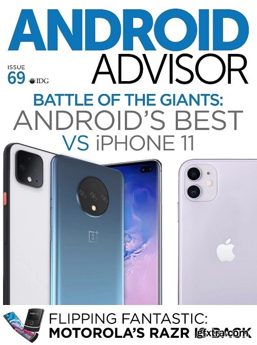 Android Advisor - Issue 69, 2019