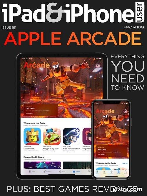 iPad & iPhone User - Issue 151, 2019