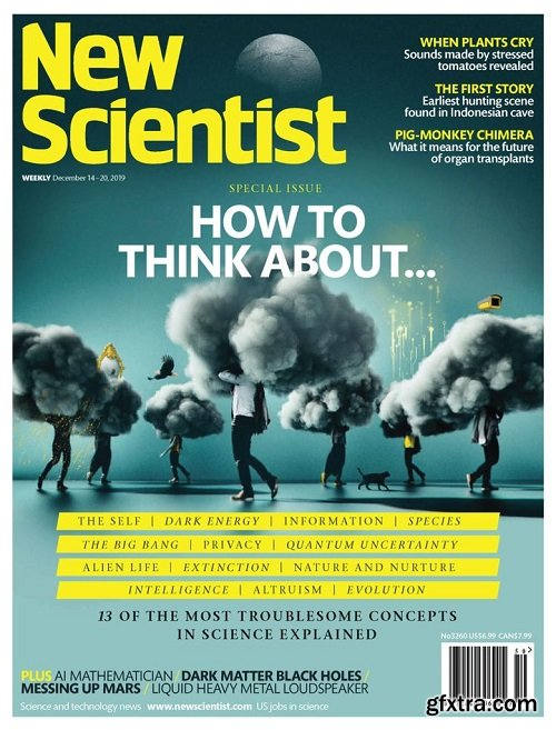 New Scientist - December 14, 2019