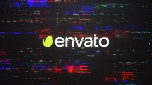 Videohive - Digital Glitch Intro