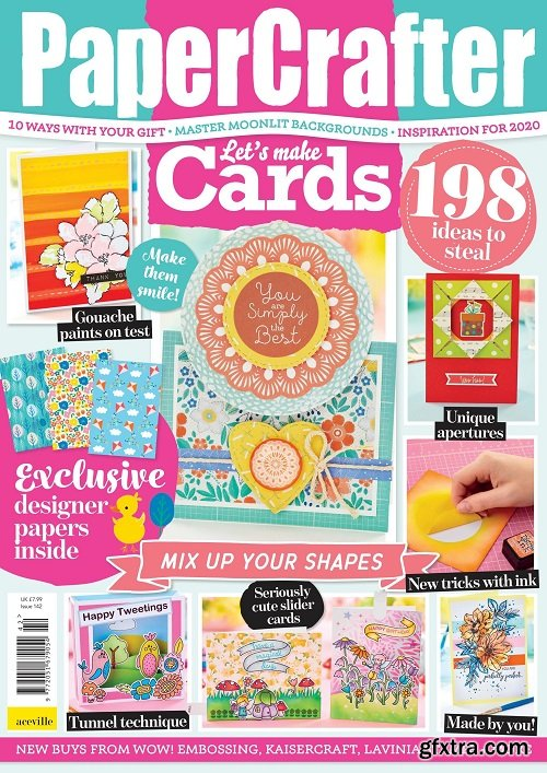 PaperCrafter – Issue 142, 2019