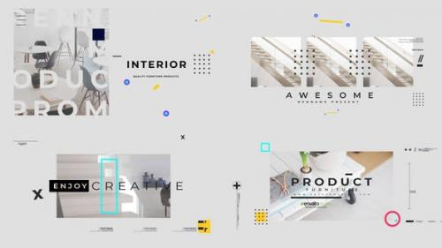 Videohive - Visual Furniture Product Promo