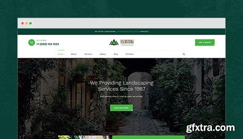 JoomlArt - JA Landscape v1.0.2 - Modern Gardening & Landscaping Joomla Template