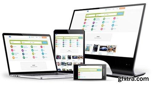 Joomla-Monster - IKS v1.02 - Classifieds Software With Website Joomla Template Like OLX