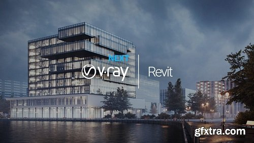 V-Ray Next Build 4.00.03 for Revit 2015-2020
