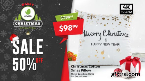 Videohive Christmas Sale / Sale Promo 21013084