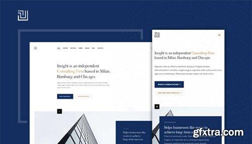 JoomlArt - JA Insight v1.0.4 - Creative And Modern Joomla Template For Business Websites