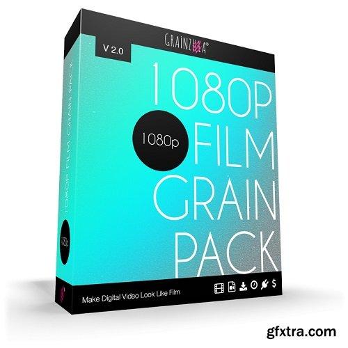 Grainzilla - 1080p Film Grain Pack