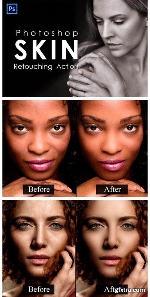 Skin Retouching Photoshop Actions 2296368