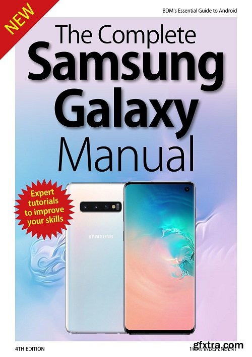 The Complete Samsung Galaxy Manual – December 2019