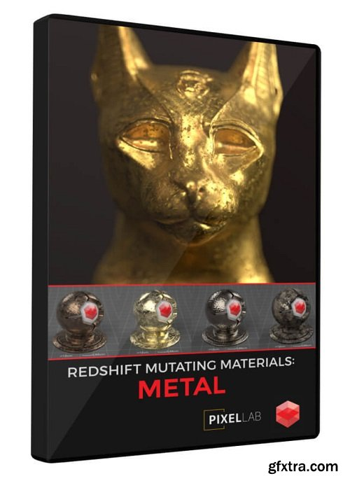 Redshift Mutating Materials: Metal