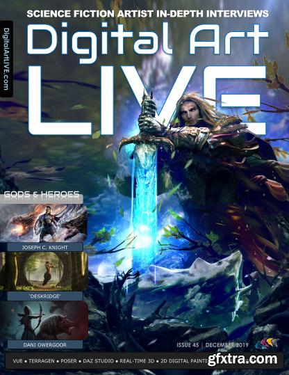 Digital Art Live - December 2019