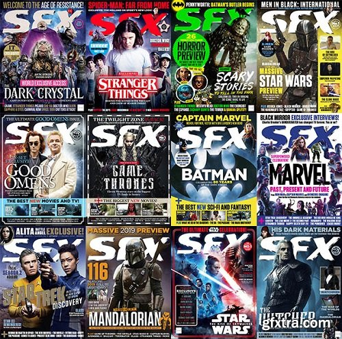 SFX - 2019 Full Year Issues Collection