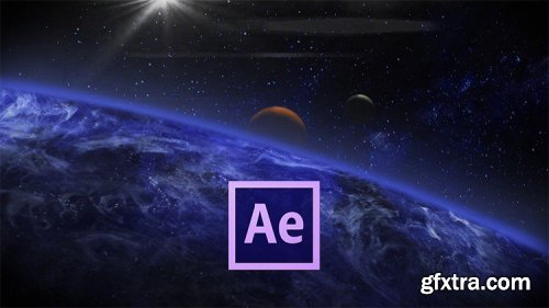 Adobe After Effects CC: Create a space scene
