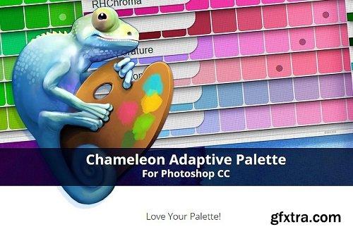 Chameleon Adaptive Palette 2.4.5 for Photoshop