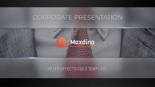 Videohive - Clean Corporate Presentation