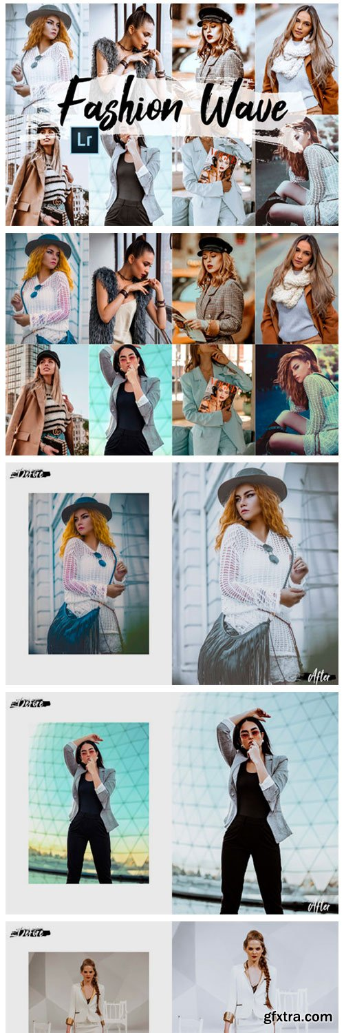 05 Fashion Wave Photoshop Actions, ACR 2362252