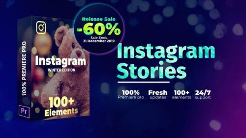 Videohive - Instagram Stories | For Premiere Pro